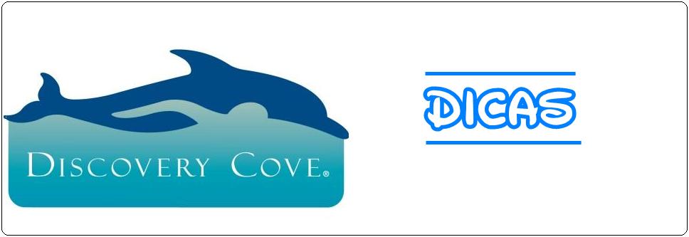 Dicas Discovery Cove