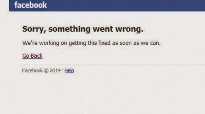 se cae facebook el 1 de agosto