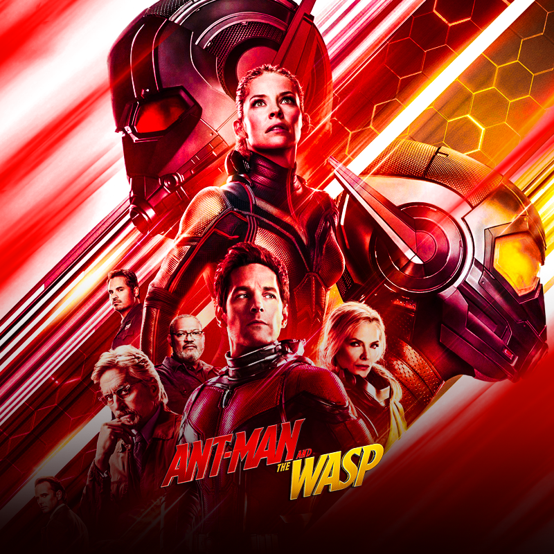 Mira el primer Trailer de Ant Man and the Wasp