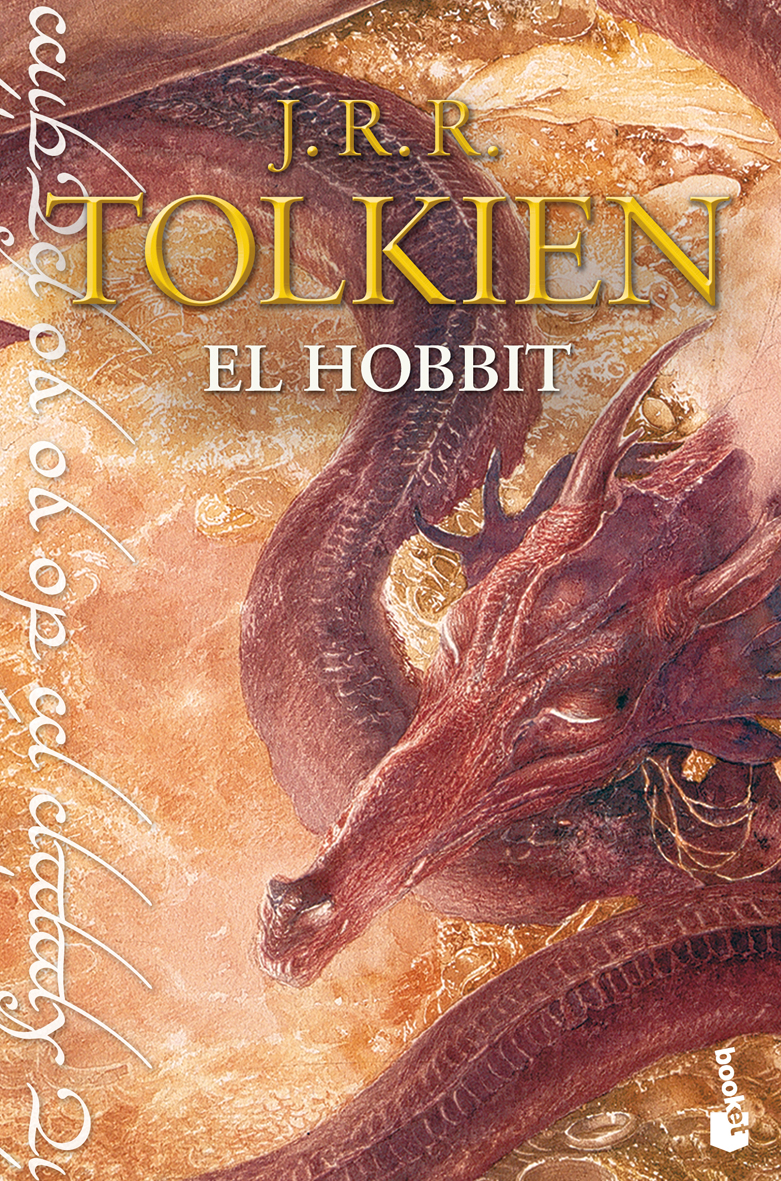 La biblioteca del trol. El+Hobbit+Portada