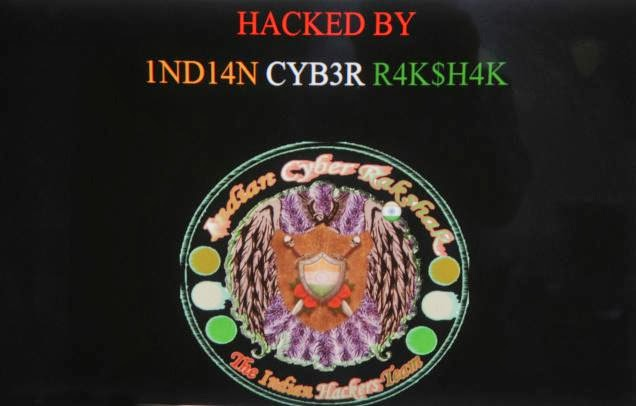 Revenge of the Indians: Indian Cyber Rakshak hackers group strikes back at Pakistani websites