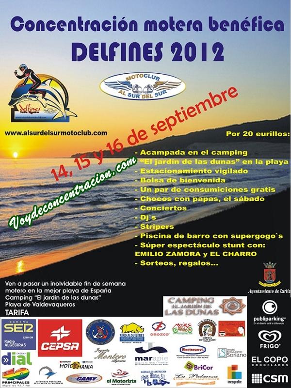 Cadiz www voydeconcentracion com concentraci n delfines - Camping jardin de las dunas ...