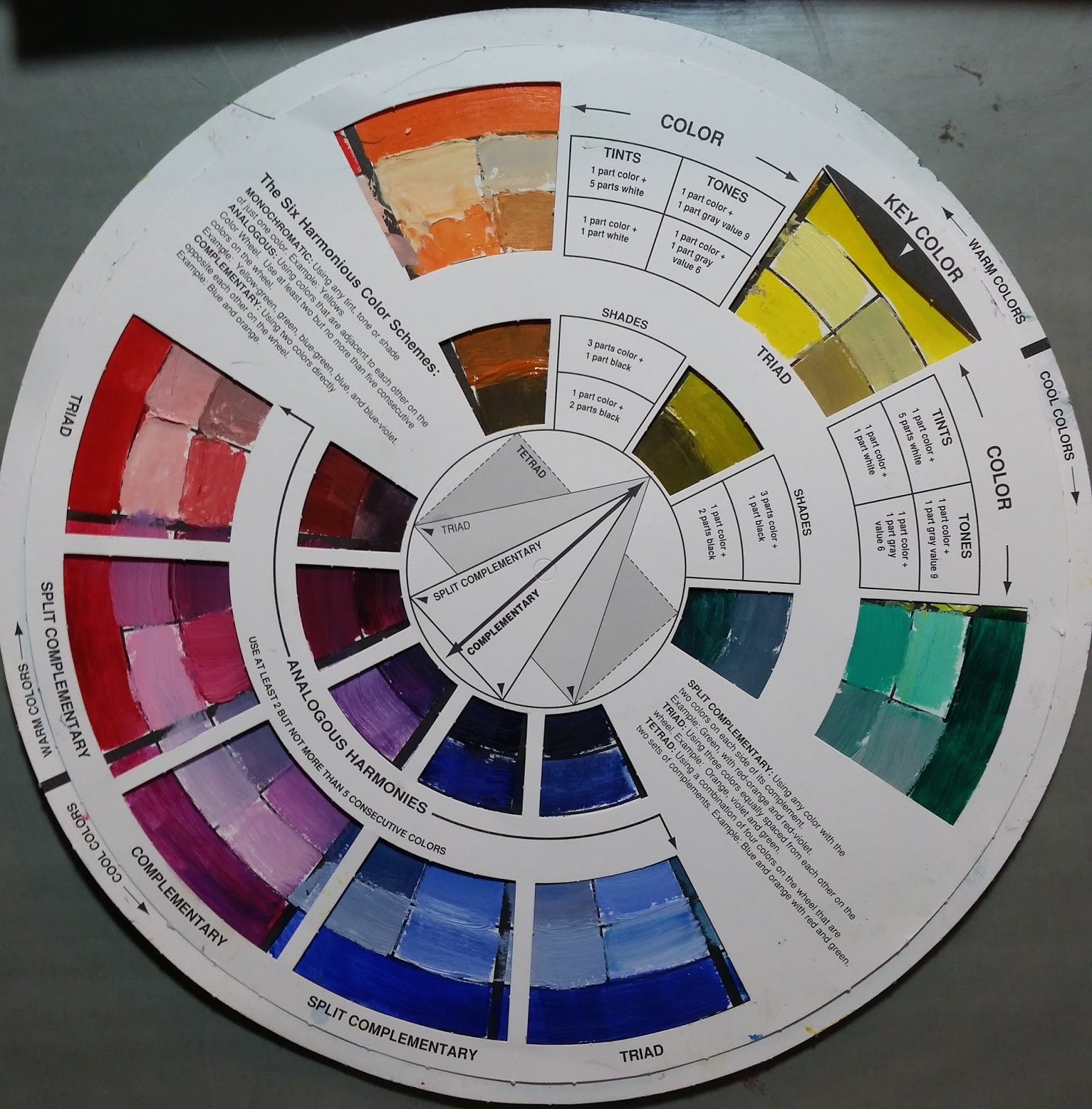 Additional Personal Wb Color Wheel Image Houzz Interior Design