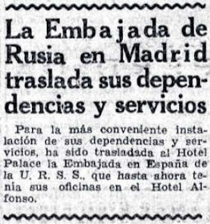 embajada polaca madrid: