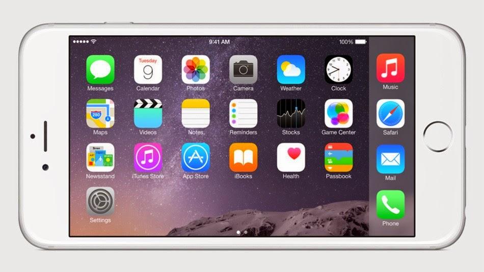 مواصفات ومميزات وسعر هاتف ايفون 6 بلس | IPhone 6 Plus specs