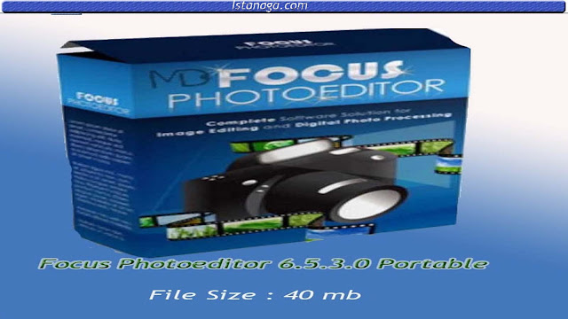 Download Focus Photoeditor 6.5.3.0 Portable