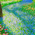 Beautiful Flower Blossom Park at Hitachi Seaside Park, Japan