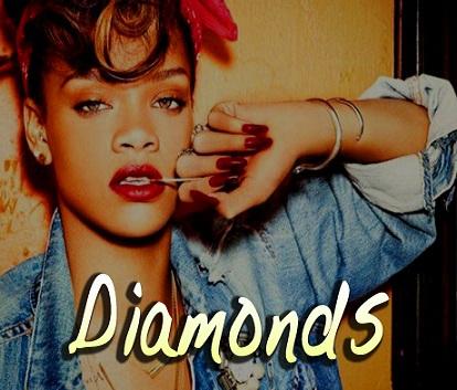 Rihanna - Diamonds Lyr... Rihanna Diamonds