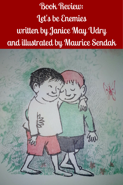 Janice May Udry and Maurice Sendak