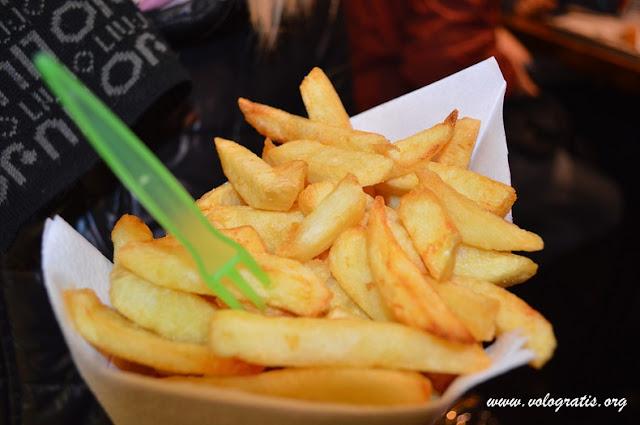 patatine fritte da non perdere a bruxelles