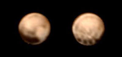 Hipernovas: Novas Imagens de Plutão Obtidas Pela Sonda New Horizons Revelam Estruturas Que Lembram Os Grandes Vulcões de Marte [Artigo]