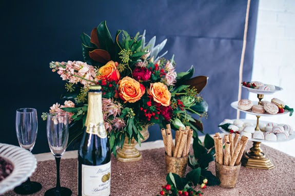 new years eve, table decor, provo fashion week, emmy lowe photography, sweet tooth fairy,