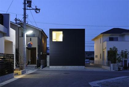 Casas minimalistas japonesas todo sobre fachadas for Casa minimalista japon