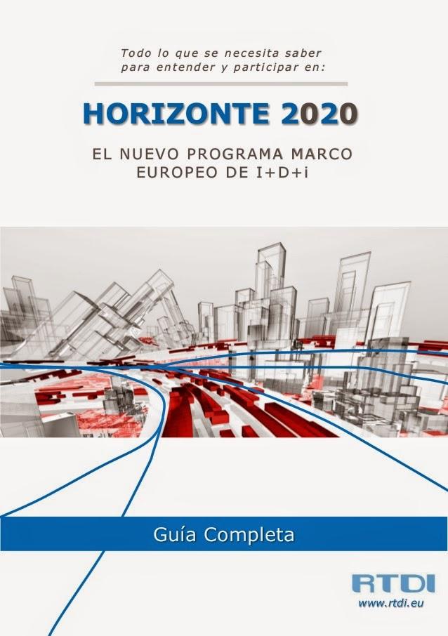 """""""Guía Básica H2020"""""""