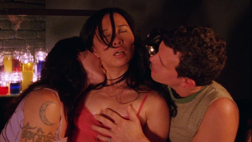 Mire el club de sexo rizado