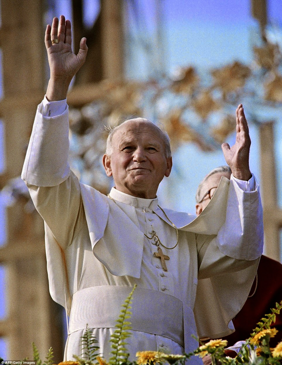 Doctoral thesis of pope john paul ii
