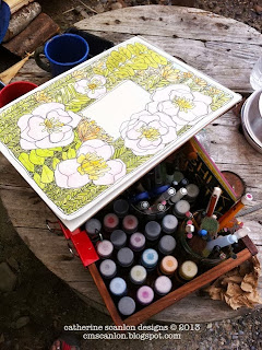 Art Journal by Catherine Scanlon cmscanlon.blogspot.com