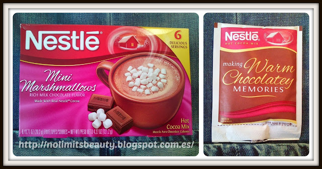 iHerb: Nestlé Hot Cocoa Mix - Mini Marshmallows (review)