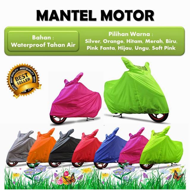 Harga Jual Mantel / Cover Motor