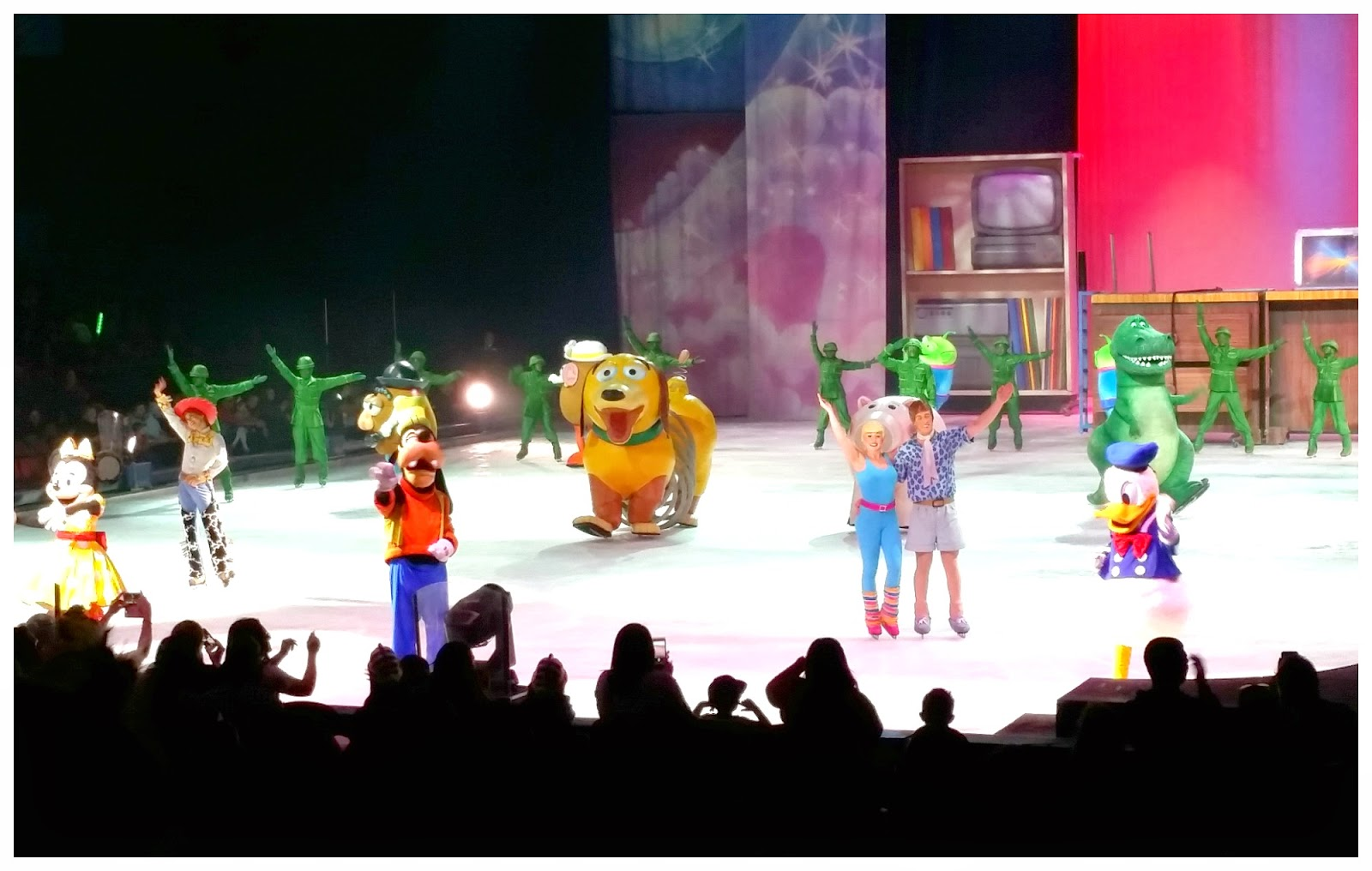 Disney On Ie Worlds of Fantasy #DisneyOnIce
