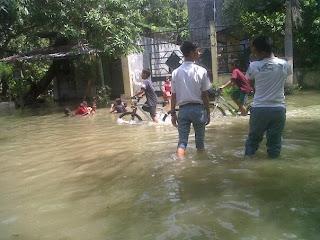 rengel Banjir