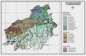 Pengolahan Peta Geologi Tambang
