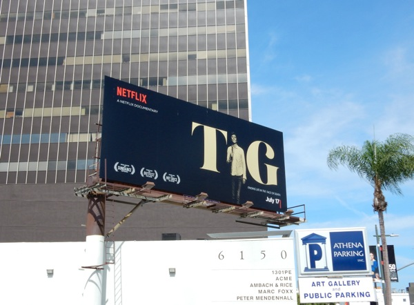 Tig documentary movie billboard