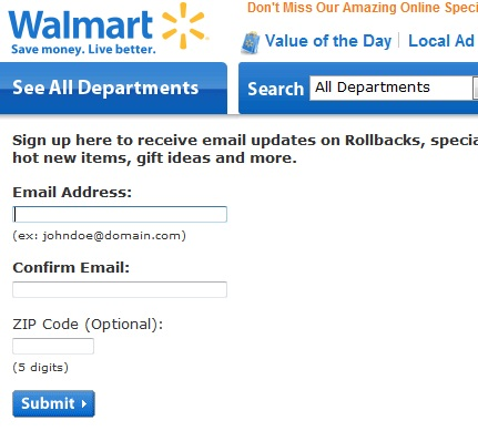 Walmart promo codes and coupons exist for both online and in-store savings. Browse harishkr.ml to see what Walmart deals exist on electronics, toys, apparel, household items, and more. Get an even better deal by checking out the Walmart Value of the Day, which offers up to 60% off a desirable item.