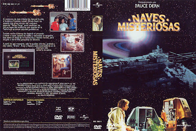 Naves misteriosas (1972) | Caratula | Película | Cine clásico