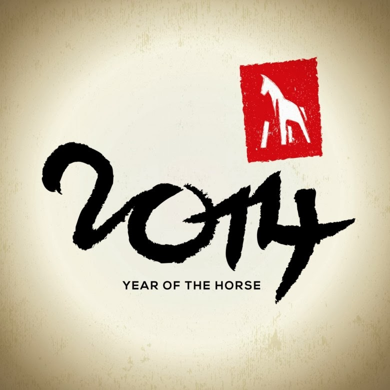 2014 Year of Horse chinese Zodiac Astrology Wallpaper HD free download