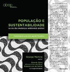 População e sustentabilidade na era das mudanças ambientais globais