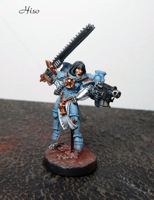 Soeurs de Bataille Seraphines Sister of Battle