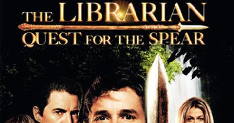 download film the librarian quest for the spear 2004