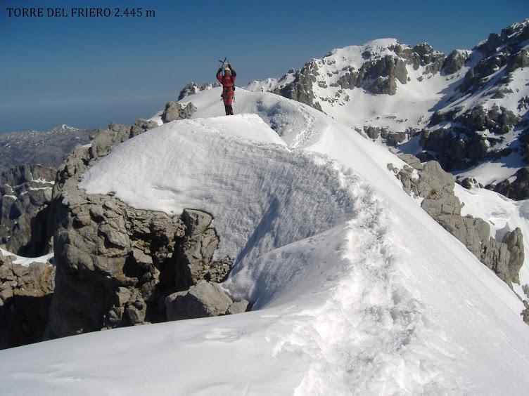 TORRE DEL FRIERO 2.448 m
