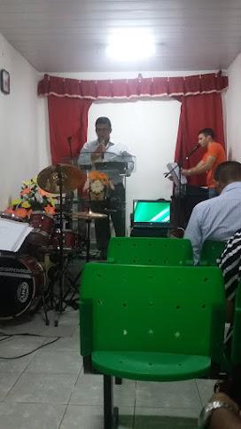 2º DOMINGO DE CADA MÊS -  CULTO DE MISSÕES NA IGREJA BATISTA IND CRISTÃ BRASILEIRA - 18:00 Horas.