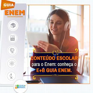 ESTUDE COM O E+B GUIA ENEM