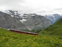 Tren de Jungfrau ,Suiza, Jungfrau train, Switzerland, train Jungfrau  Suisse, vuelta al mundo, round the world, La vuelta al mundo de Asun y Ricardo