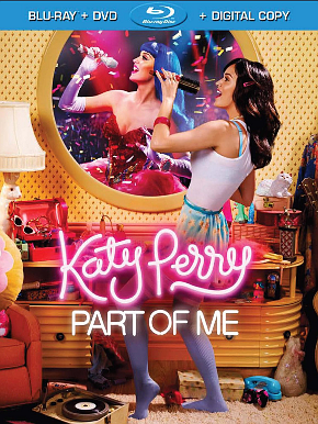 Filme Poster Katy Perry: Part of Me BRRip XviD &amp; RMVB Legendado