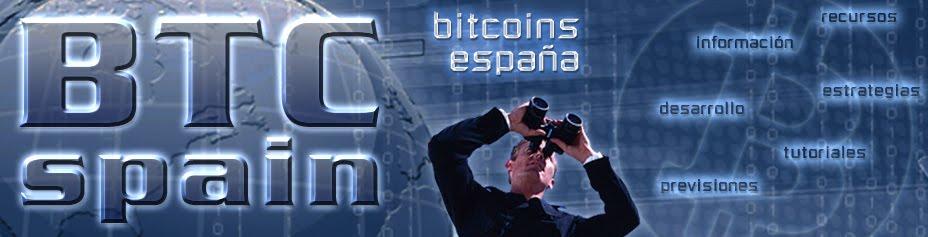Bitcoins España