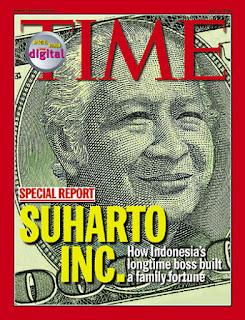 Kasus Soeharto , Kasus Korupsi Terbesar Sepanjang Sejarah Indonesia