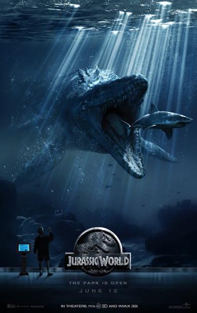 Jurassic World (2015) ταινιες online seires oipeirates greek subs