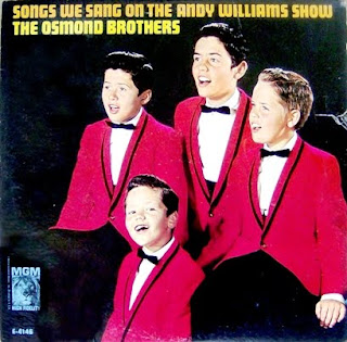 The Osmond Brothers - Songs We Sang on the Andy Williams Show (1962)