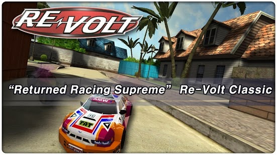 RE VOLT Classic Android APk