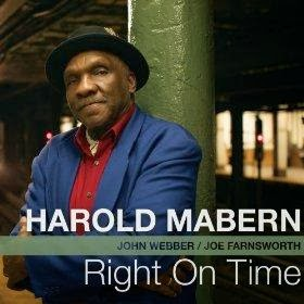 HAROLD MABERN: RIGHT ON TIME