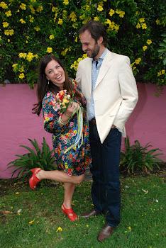 Recien casadosssss!!!!!!!