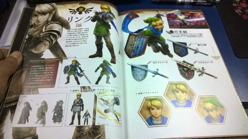 [GAMES] Hyrule Warriors - Spinner! - Página 3 Art%2Bhyrule%2Bwarriors%2B1