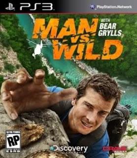 Man Vs Wild - PS3