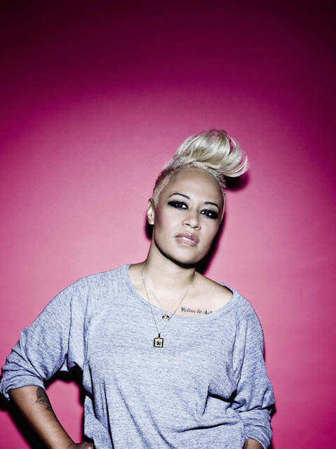 Emeli Sandé, October 2011, Copyright Simon Emmett, Under exclusive licence to Virgin Records
