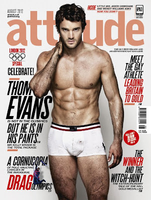Thom Evans for Attitude Magazine