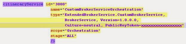 Service broker and biztalk